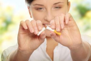 Rauchstopp