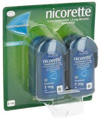 Nikotintabletten Produktbild