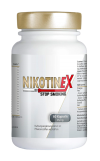 Bild von der Dose des NIKOTINEX Herstellers