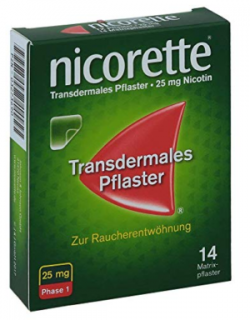 Nikotinpflaster Produktbild